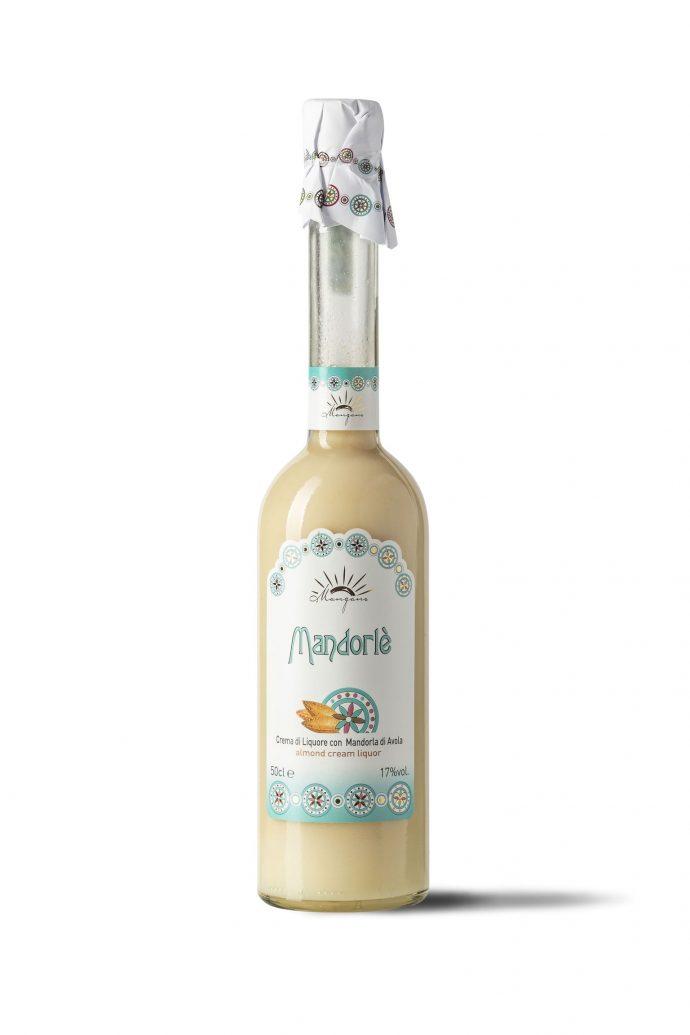 Crema di Liquore con Mandorla di Avola 20 Cl