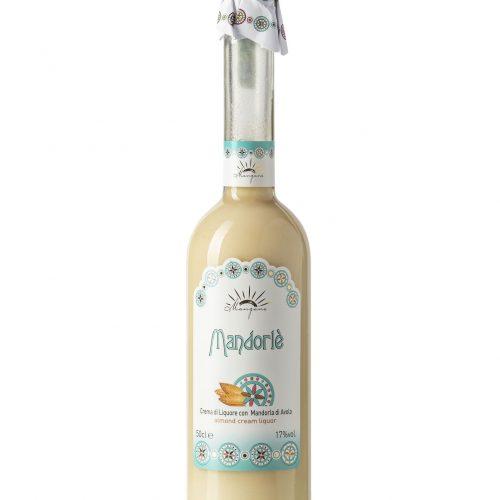 Crema di Liquore con Mandorla di Avola 50 Cl DUP