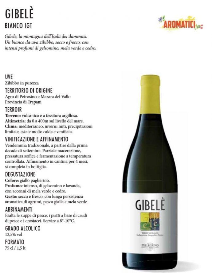 Gibele' Bianco IGT