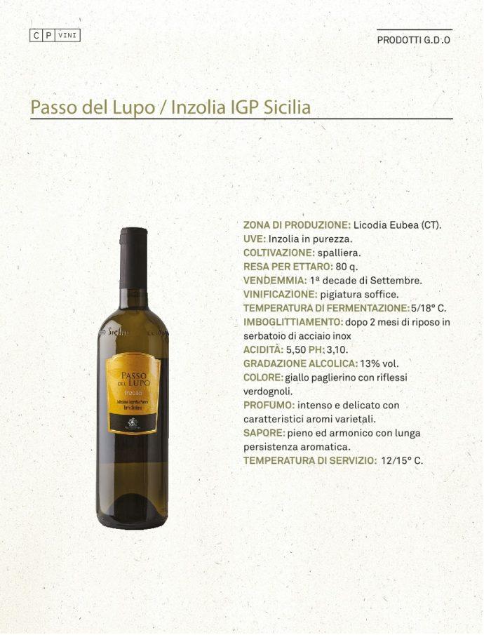 Passo del Lupo_Inzolia IGP Sicilia
