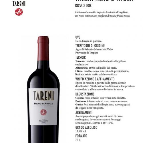 Tareni_Nero d'Avola DOC